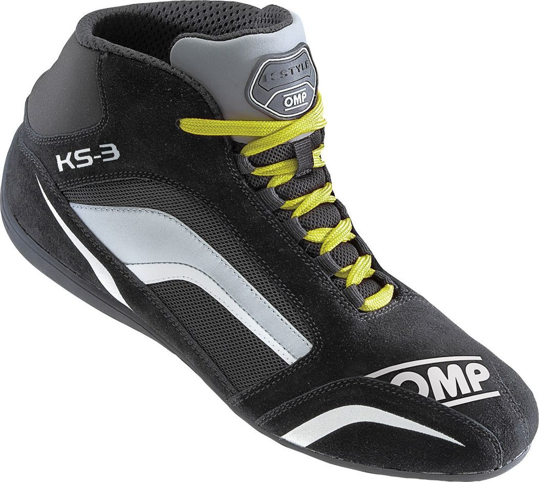 OMP Racing Buty OMP KS-3 czarno - szare 38 (5) 1