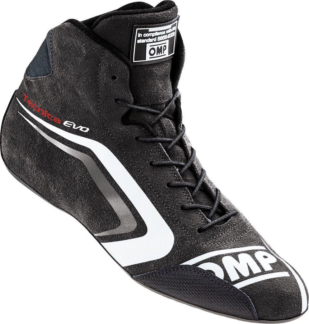 OMP Racing Buty OMP TECNICA EVO MY16 czarne (homologacja FIA) 40 1