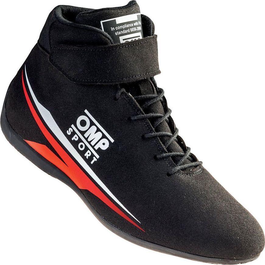 OMP Racing Buty OMP SPORT czarne (homologacja FIA) 40 1