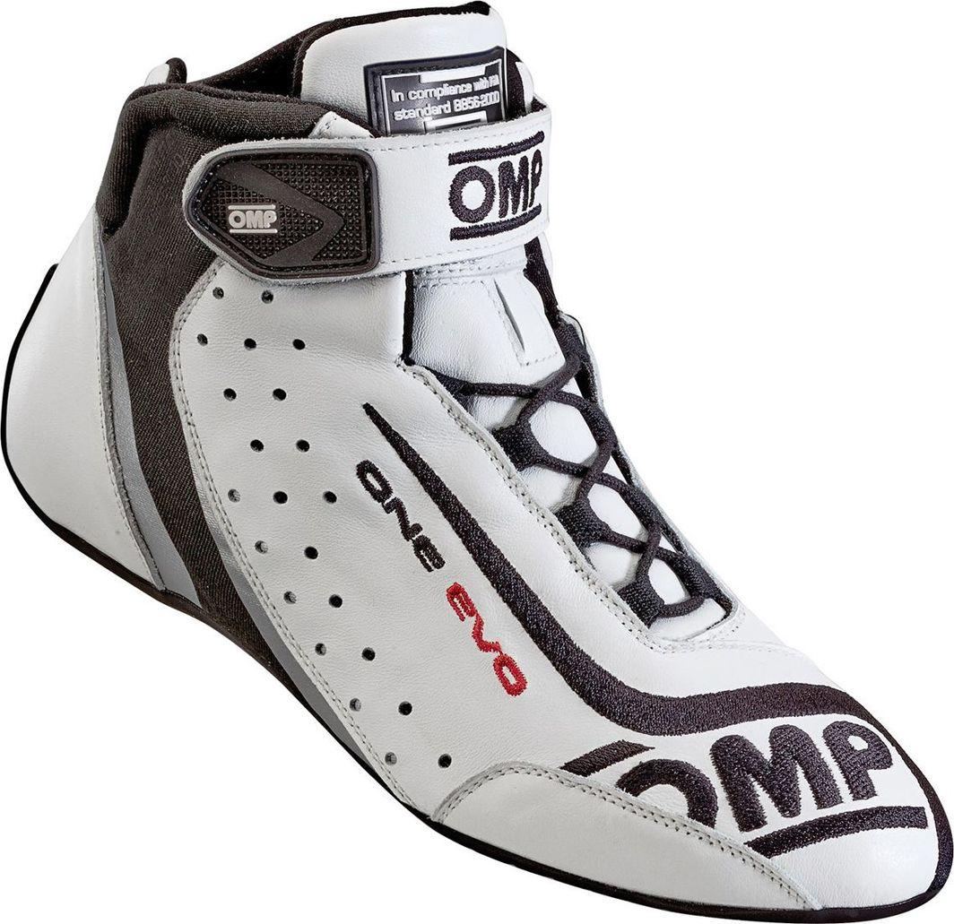 OMP Racing Buty OMP ONE EVO białe (homologacja FIA) 46 1