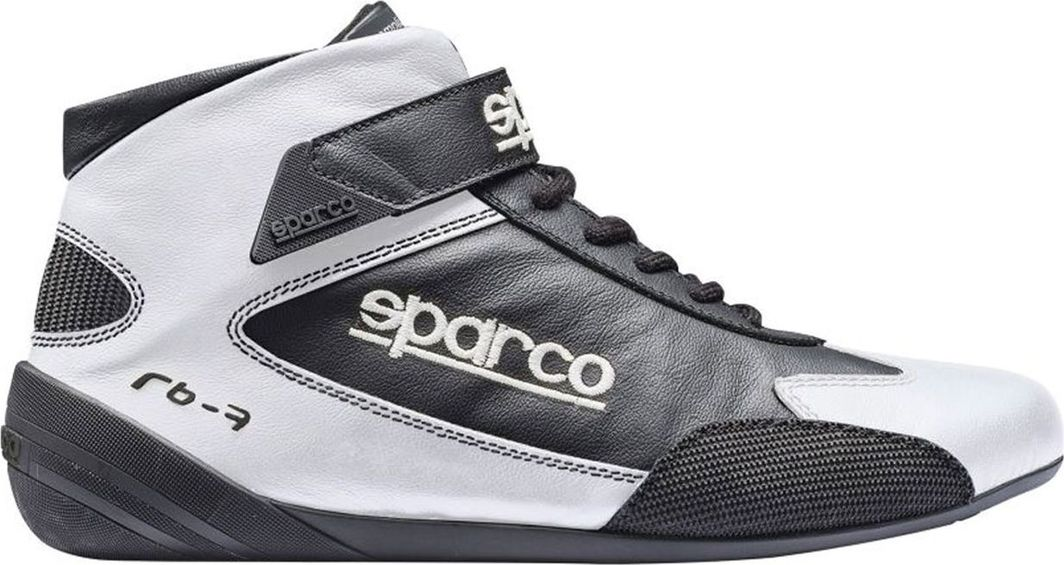 Sparco Buty Sparco CROSS RB-7 białe (homologacja FIA) 47 1