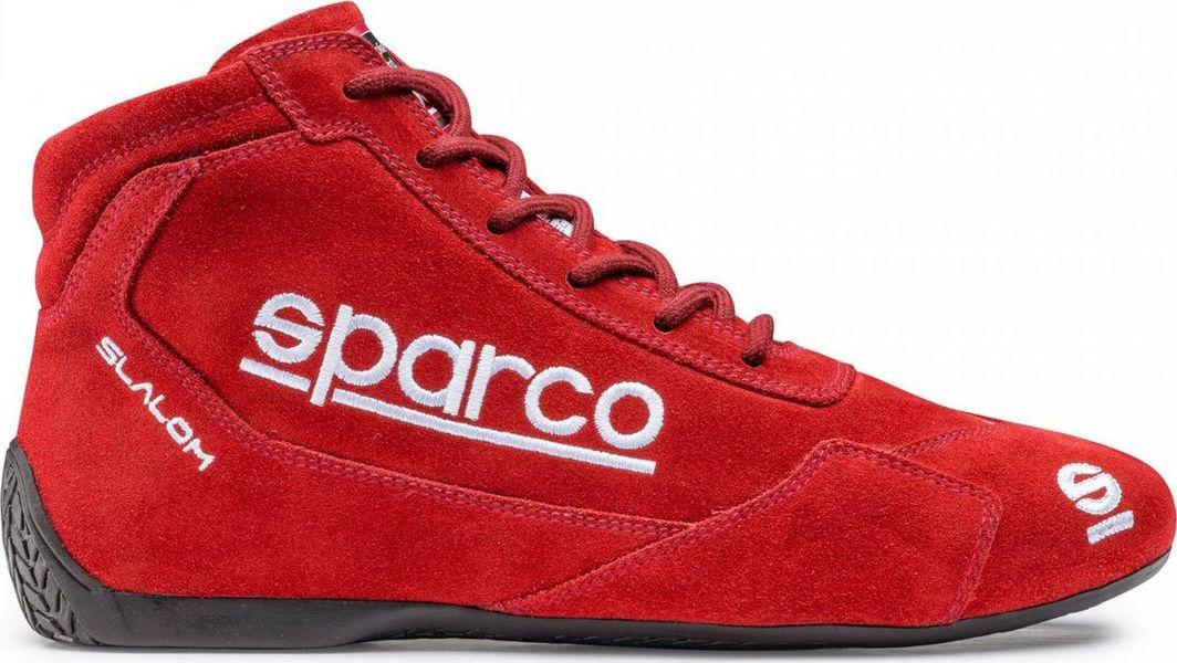 Sparco Buty Sparco SLALOM RB-3.1 czerwone (homologacja FIA) 40 1