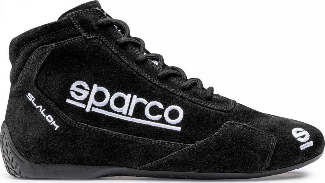 Sparco Buty Sparco SLALOM RB-3.1 czarne (homologacja FIA) 45 1