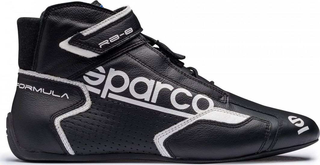 Sparco Buty Sparco FORMULA RB-8.1 Black/White (homologacja FIA) 42 1