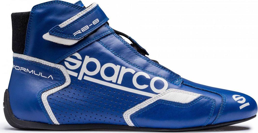Sparco Buty Sparco FORMULA RB-8.1 Blue (homologacja FIA) 43 1