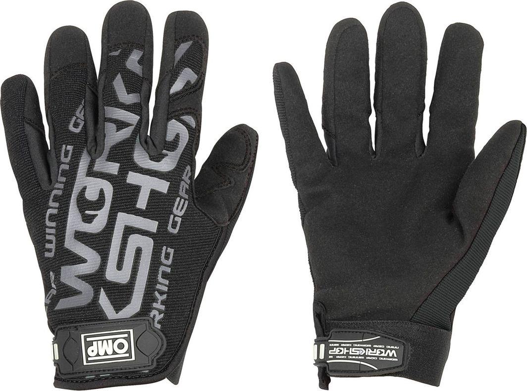 OMP Racing Rękawice OMP WORKSHOP czarne XL 1