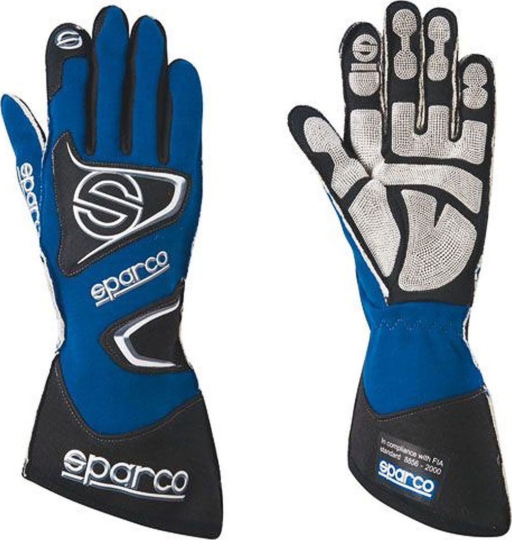 Sparco Rękawice Sparco Tide H9 niebieskie 9 1