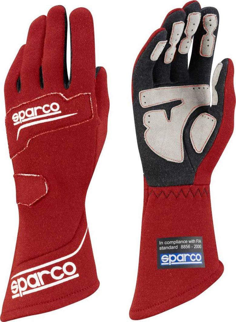 Sparco Rękawice Sparco ROCKET RG-4 czerwone (homologacja FIA) 8 1