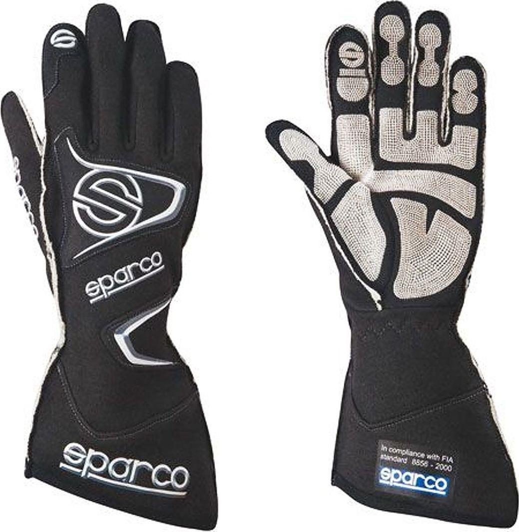 Sparco Rękawice Sparco Tide H9 czarne (homologacja FIA) 12 1