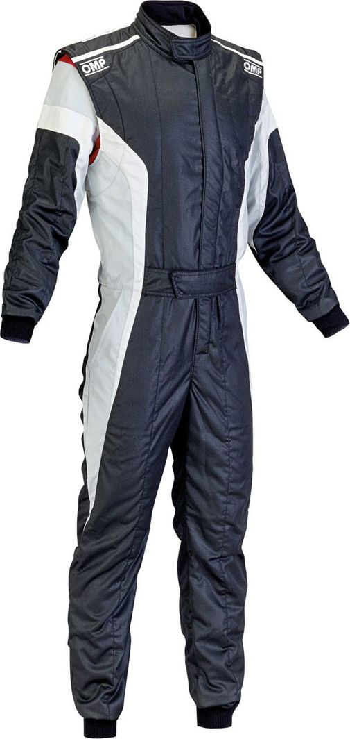 OMP Racing Kombinezon OMP TECNICA-S czarny (homologacja FIA) 44 1