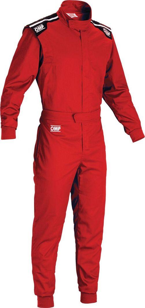 OMP Racing Kombinezon OMP SUMMER-K czerwony M 1