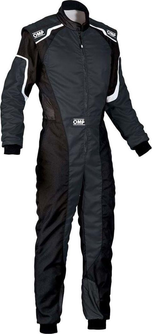 OMP Racing Kombinezon kartingowy OMP KS-3 MY19 czarny (Homologacja CIK FIA) 56 1
