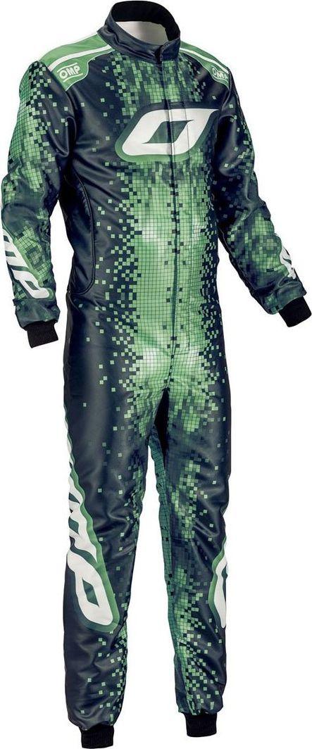 OMP Racing Kombinezon OMP KS ART zielony (homologacja CIK-FIA) 44 1