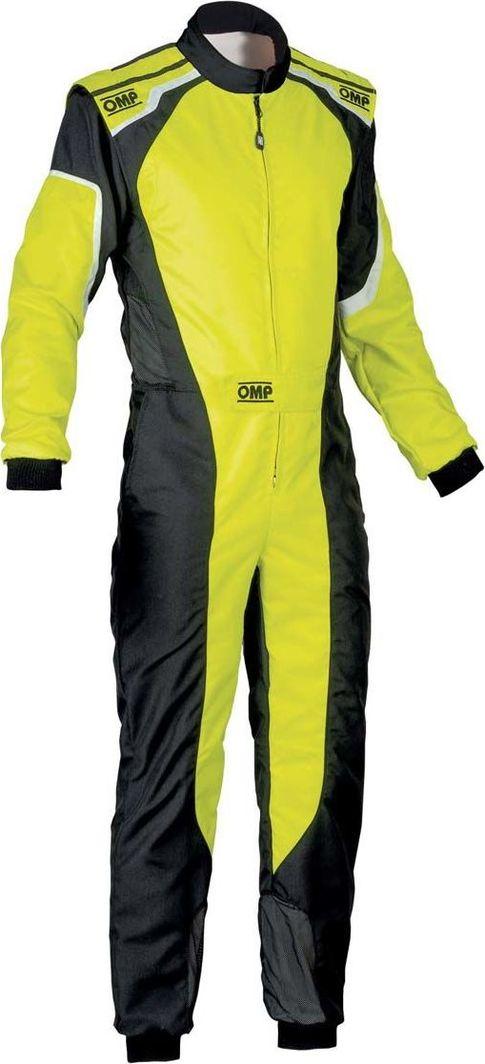 OMP Racing Kombinezon dziecięcy OMP KS-3 MY19 żółty (Homologacja CIK FIA) 150 1