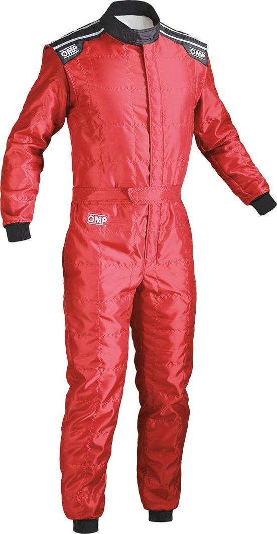 OMP Racing Kombinezon OMP KS-4 czerwony (homologacja CIK FIA) M 1