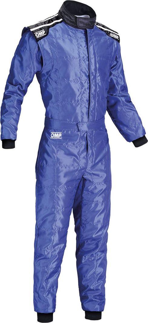 OMP Racing Kombinezon OMP KS-4 niebieski (homologacja CIK FIA) S 1
