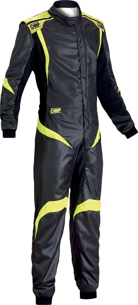 OMP Racing Kombinezon OMP ONE S-1 czarno/żółty (homologacja FIA) 46 1