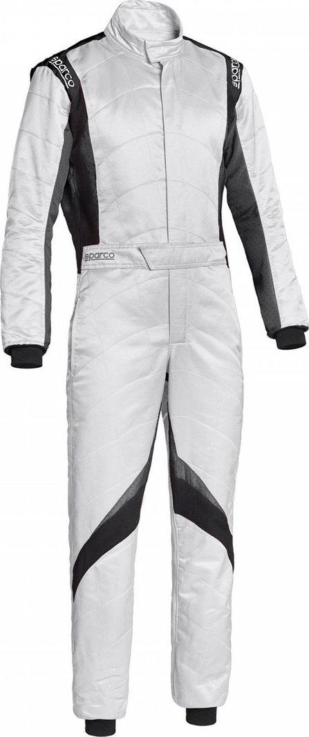 Sparco Kombinezon Sparco SUPERSPEED RS-9 White (homologacja FIA) 56 1