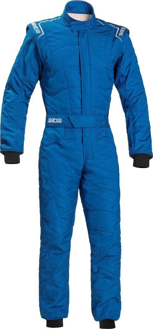 Sparco Kombinezon Sparco SPRINT RS-2.1 niebieski (homologacja FIA) 60 1