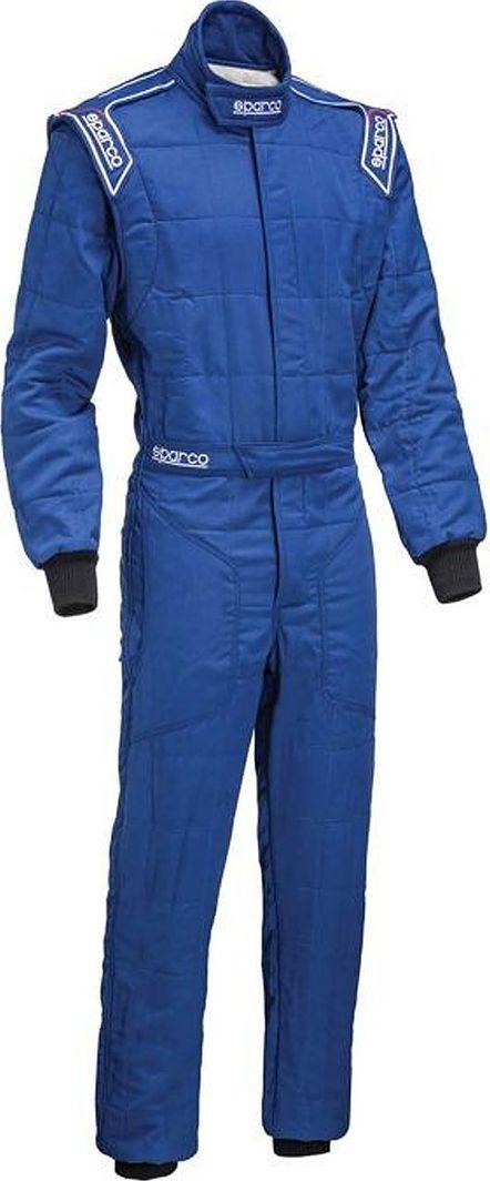 Sparco Kombinezon Sparco SPRINT RS-2 niebieski (homologacja FIA) 50 1