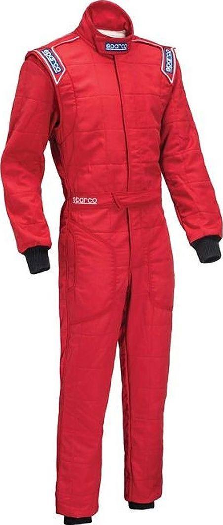 Sparco Kombinezon Sparco SPRINT RS-2 czerwony (homologacja FIA) 52 1