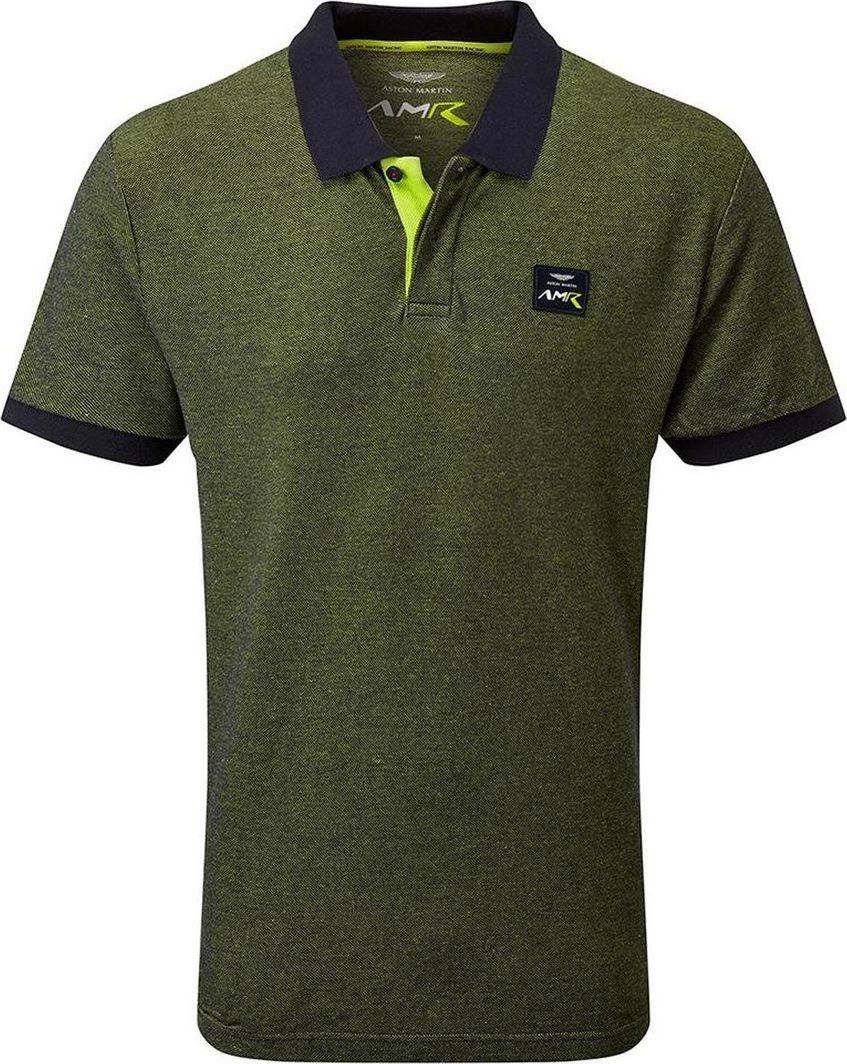 Aston Martin Racing Koszulka męska Travel zielona r. XL 1