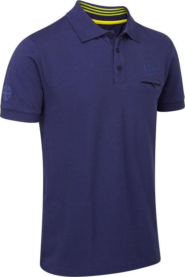 Lotus Koszulka męska Logo Blue r. XS 1