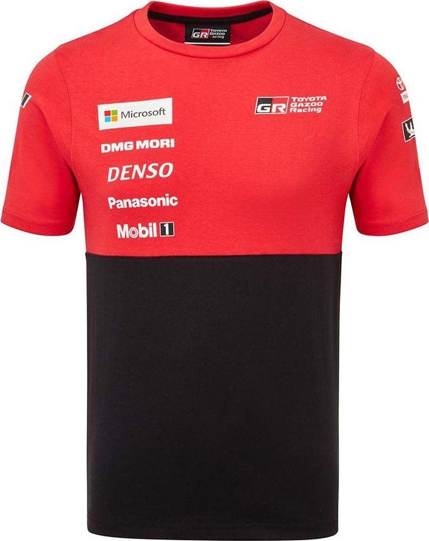 Toyota Gazoo Racing Koszulka męska Team WRT czerwona r. L 1