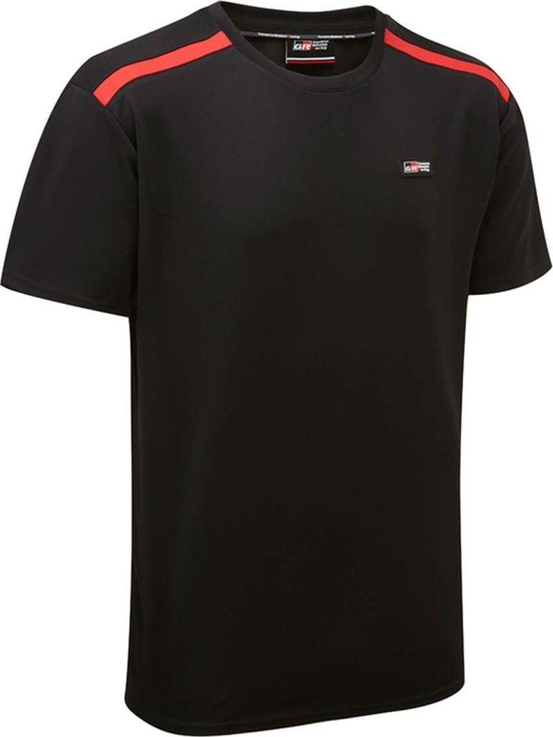 Toyota Gazoo Racing Koszulka męska Racing czarna r. XL 1