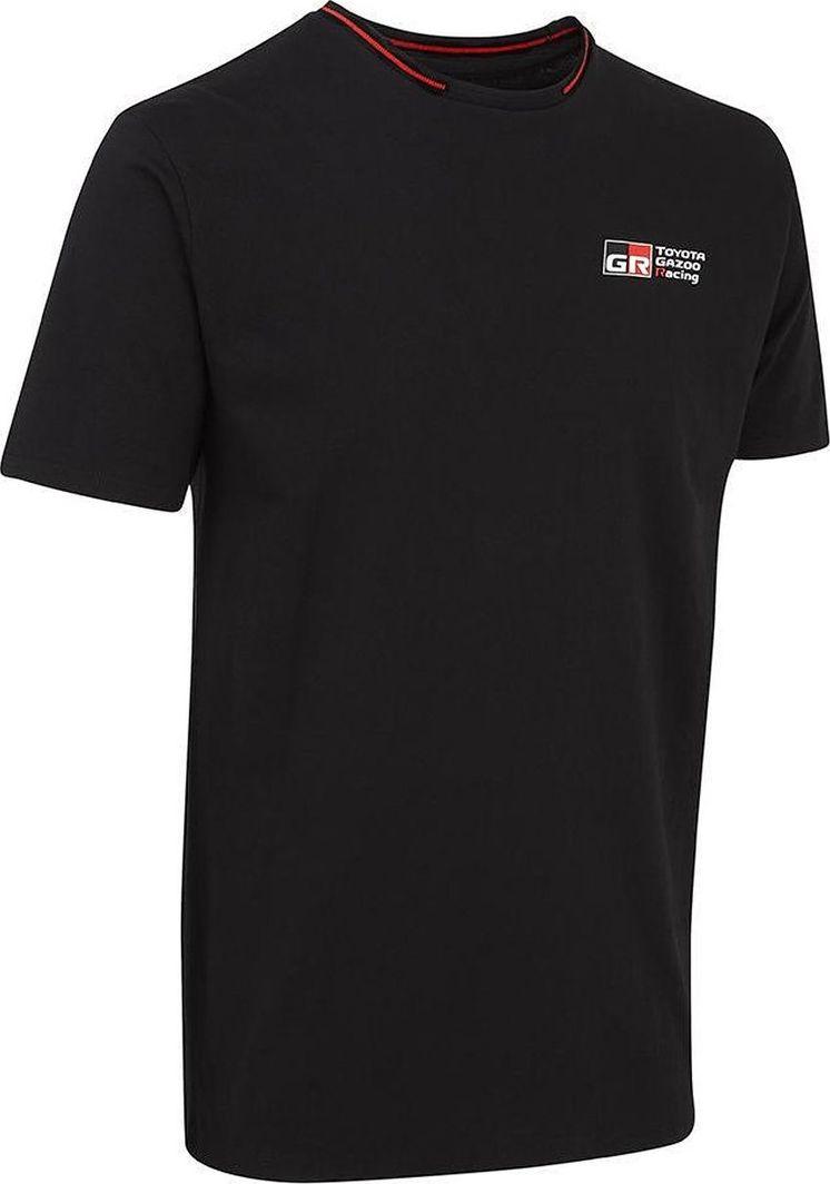 Toyota Gazoo Racing Koszulka męska Logo czarna r. XXL 1