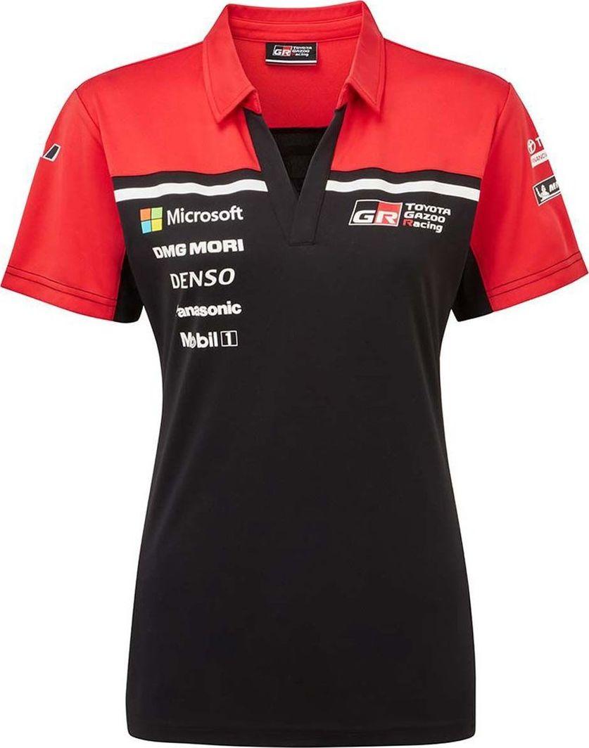 Toyota Gazoo Racing Koszulka damska Team WRT 2019 czarna r. M 1