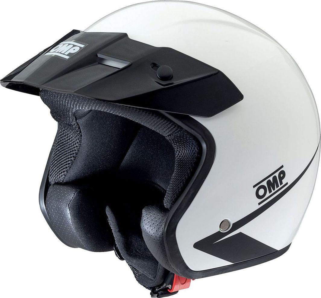OMP Racing Kask otwarty OMP Star S 1