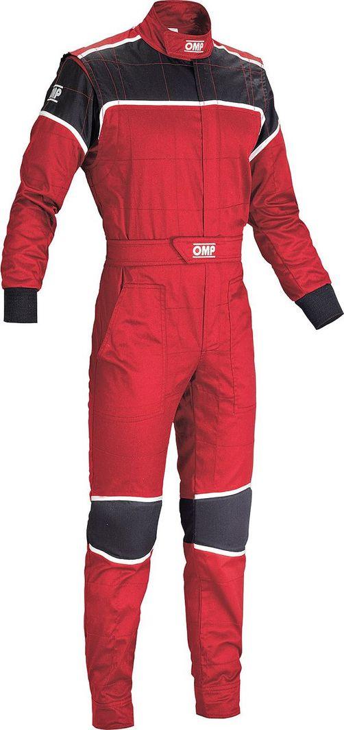 OMP Racing Kombinezon OMP BLAST czerwony 62 1