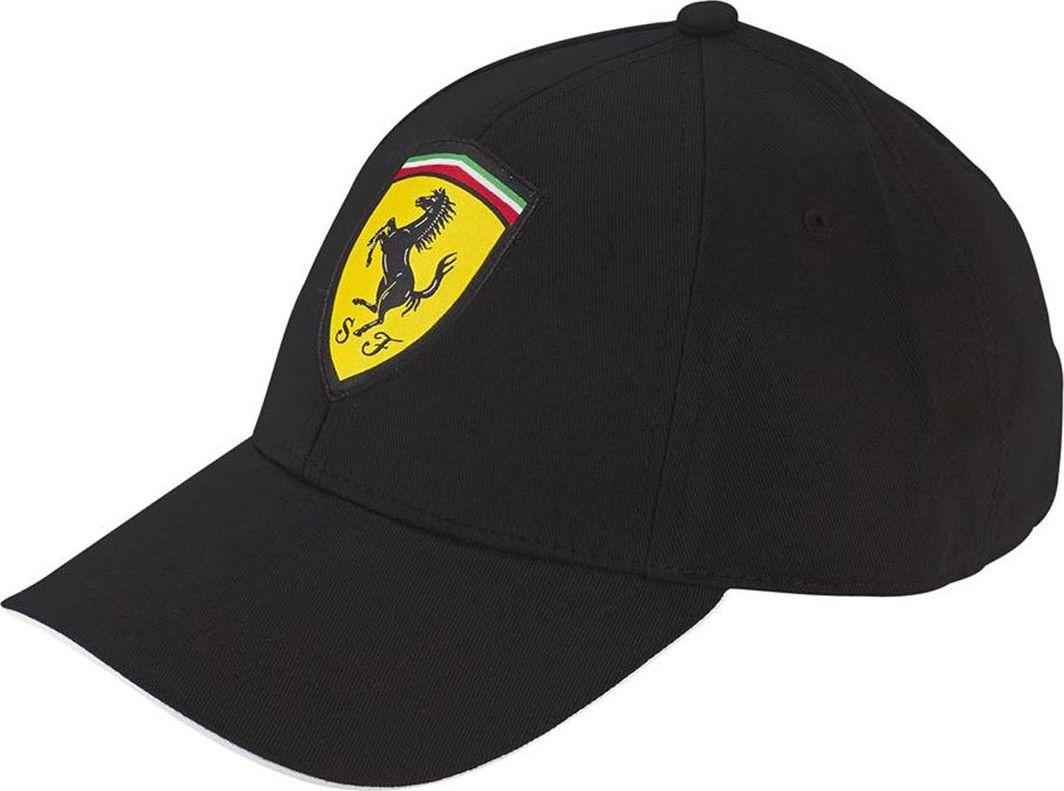 Scuderia Ferrari F1 Team Czapka dziecięca Classic Black Ferrari F1 Team czarna r. uniwersalny 1