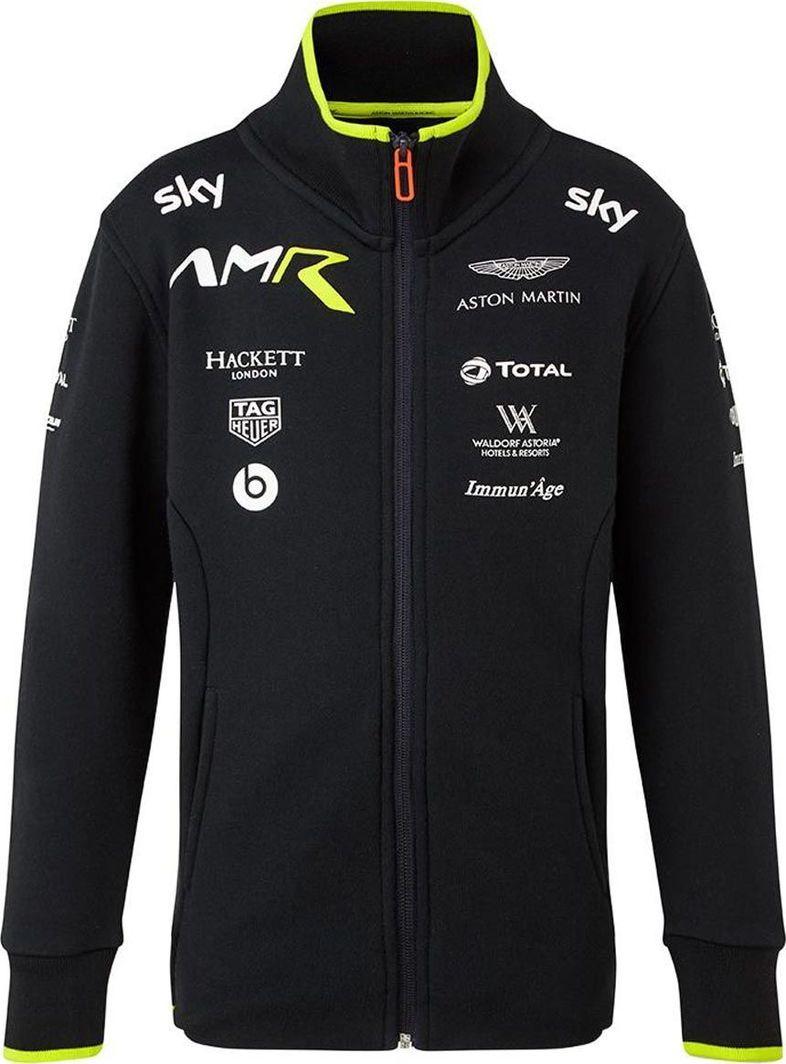 Aston Martin Racing Bluza dziecięca Team granatowa r. S 1