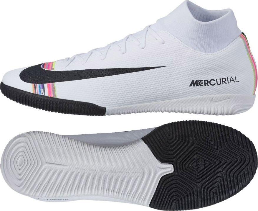 Nike Buty Nike Mercurial Superflyx 6 Academy CR7 IC AJ3567 109 AJ3567 109 biały 44 ID produktu: 6272259