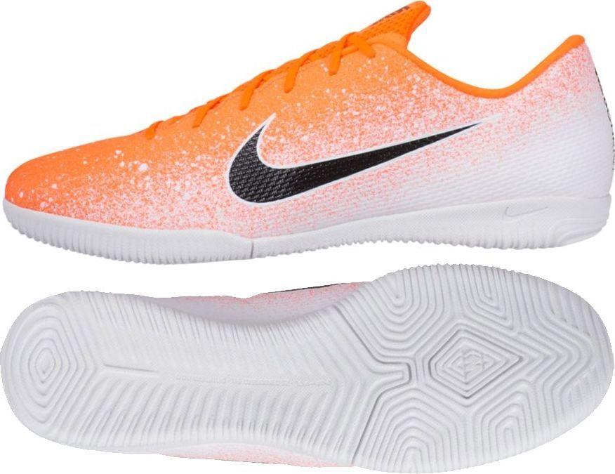 Nike Buty Nike Mercurial Vapor IC AH7383 801 AH7383 801 pomarańczowy 44 ID produktu: 6272306