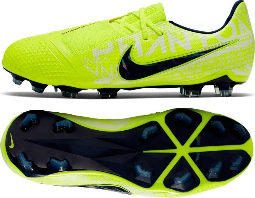 Nike Buty Nike JR Phantom Venom Elite FG AO0401 717 AO0401 717 żółty 38 1