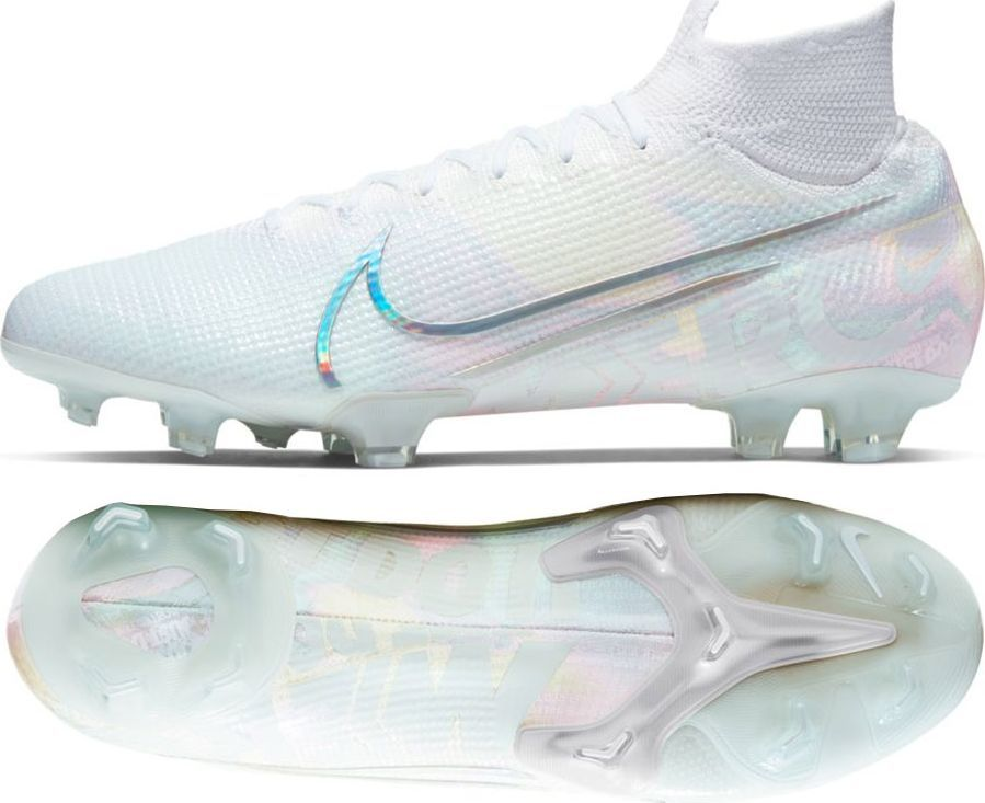 Nike Buty Nike Mercurial Superfly 7 Elite FG AQ4174 100 AQ4174 100 biały 42 ID produktu: 6272708