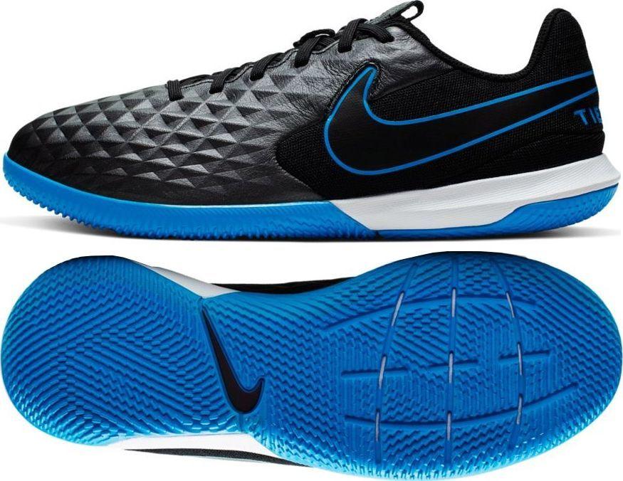Nike Buty Nike JR Tiempo Legend 8 Academy IC AT5735 004 AT5735 004 czarny 35 1/2 1