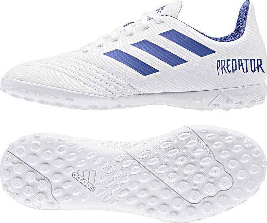Adidas Buty adidas Predator 19.4 TF J CM8558 CM8558 biały 32 ID produktu: 6273317