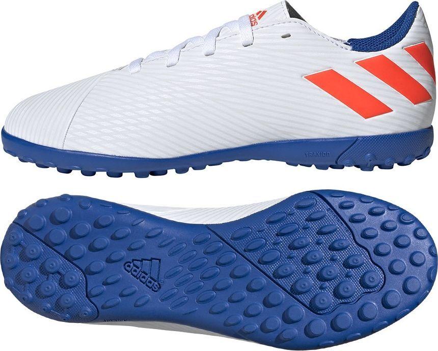 Adidas Buty adidas Nemeziz Messi 19.4 TF F99929 F99929 biały 36 2/3 1