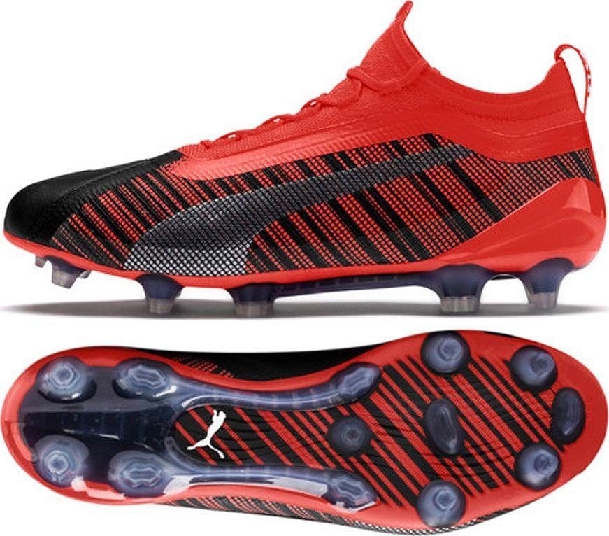 Buty piłkarskie Puma One 5.1 Fg Ag M 105578 01 czarny