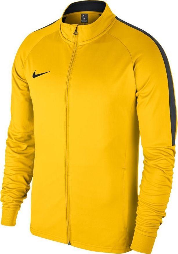 Nike Bluza Nike Y NK Dry Academy 18 TRK JKT 893751 719 893751 719 żółty XS (122-128cm) 1