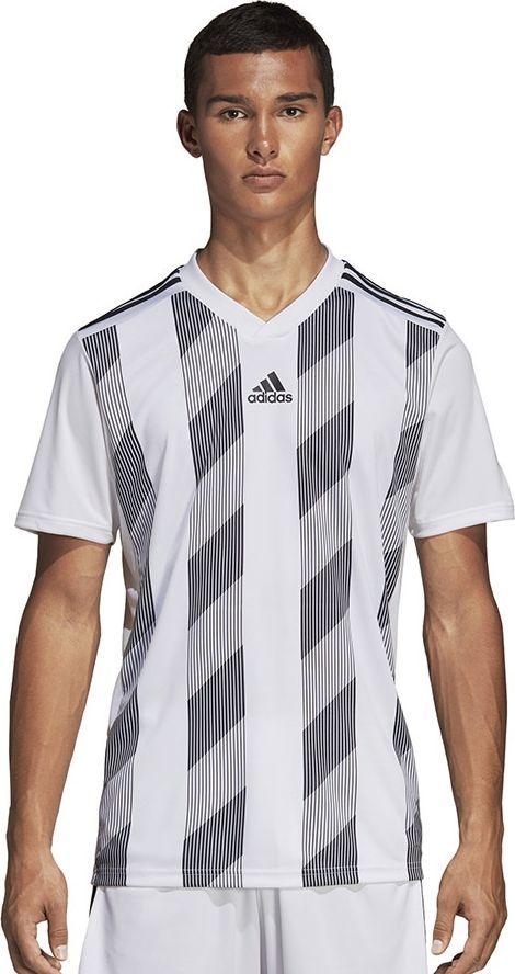 Adidas Koszulka męska Striped 19 JSY biała r. XL (DP3202) 1