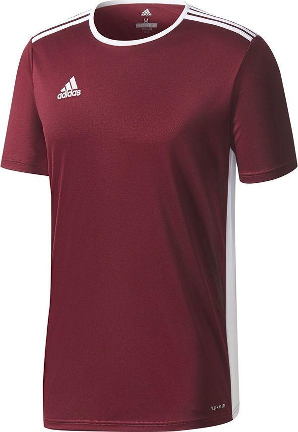 Adidas adidas JR T-Shirt Entrada 18 430 : Rozmiar - 128 cm (CD8430_JR) - 11287_166161 1