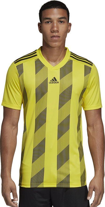 Adidas Koszulka adidas Striped 19 JSY DP3204 DP3204 biały S ID produktu: 6274907
