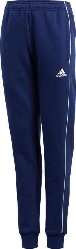 Adidas Spodnie adidas Core 18 SW Pant CV3958 CV3958 granatowy 116 cm 1