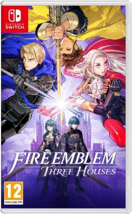 Fire Emblem: Three Houses Nintendo Switch 1