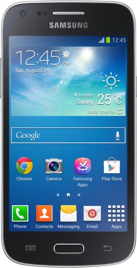 Smartfon Samsung 4 GB Czarny  (SM-G3500ZKAXEO) 1